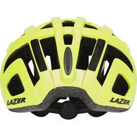Lazer Roller Helmet mat flash yellow